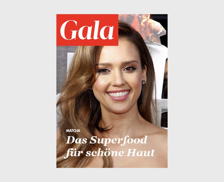 Kosho Cosmetics bei GALA.de: Matcha Effective