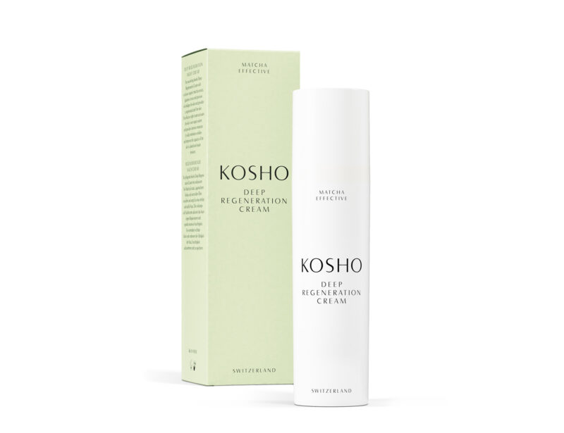 Kosho Cosmetics: Deep Regeneration Cream