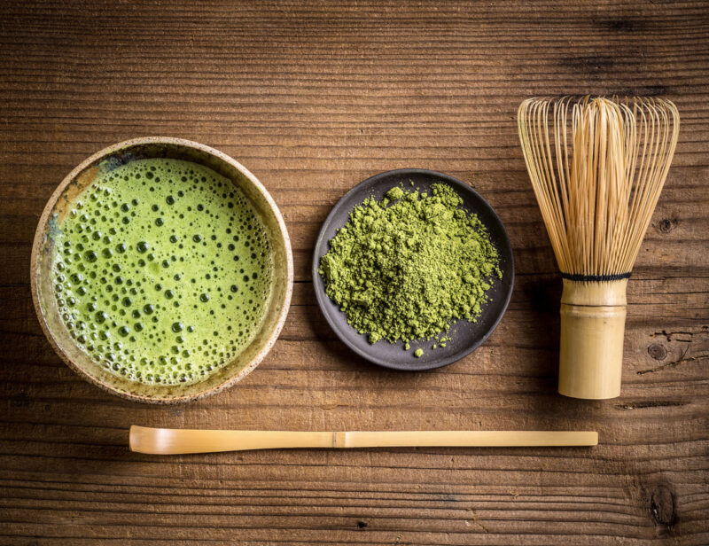 Kosho Cosmetics: Byuti Matcha Green Tea