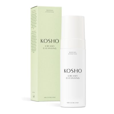 Kosho Cosmetics: Creamy Cleansing