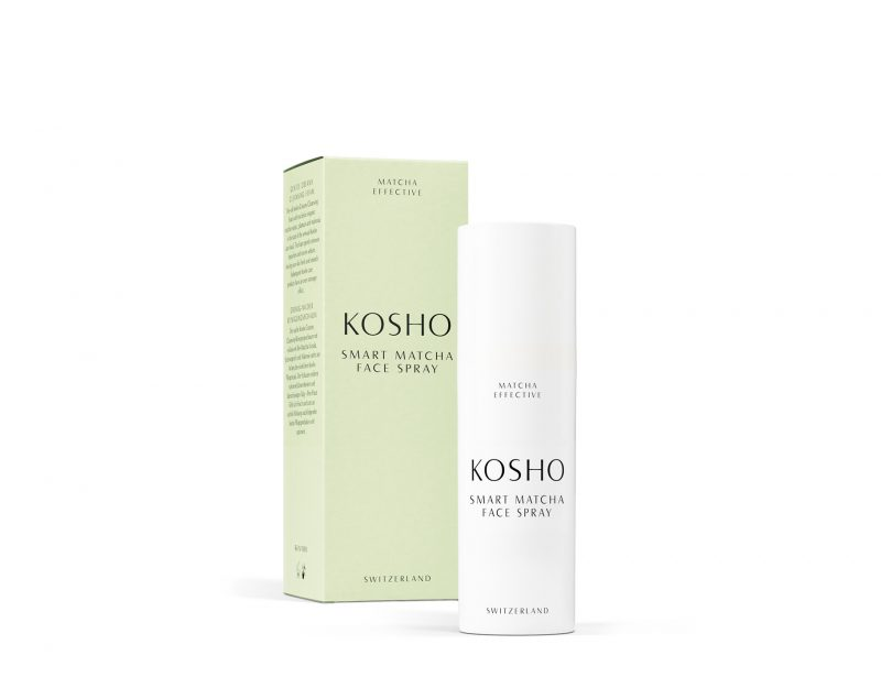 Kosho Cosmetics: Smart Matcha Face Spray