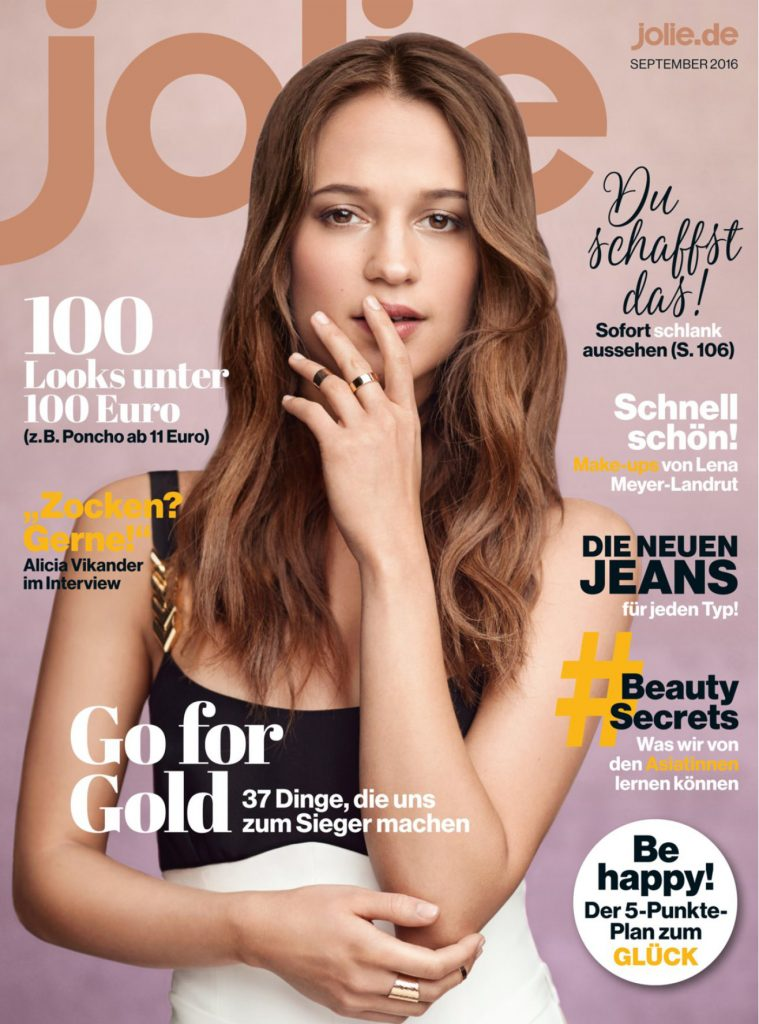 Kosho Cosmetics in der Jolie