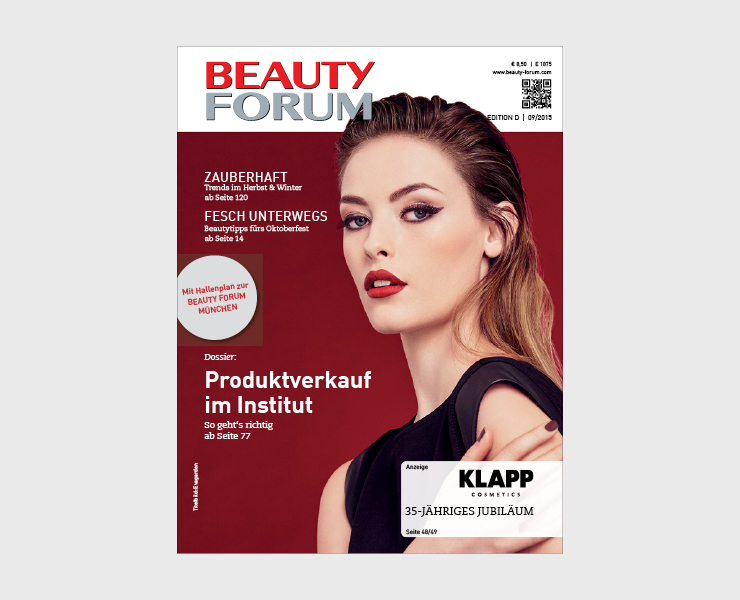 Kosho Cosmetics im Beauty Forum