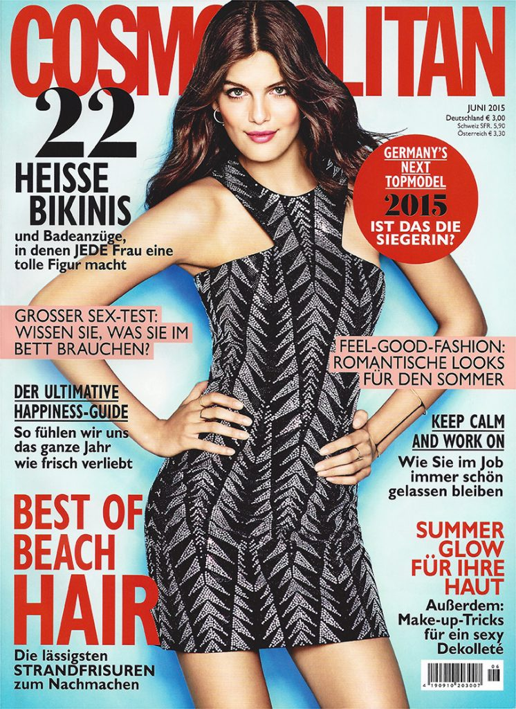 Kosho Cosmetics in der Cosmopolitan