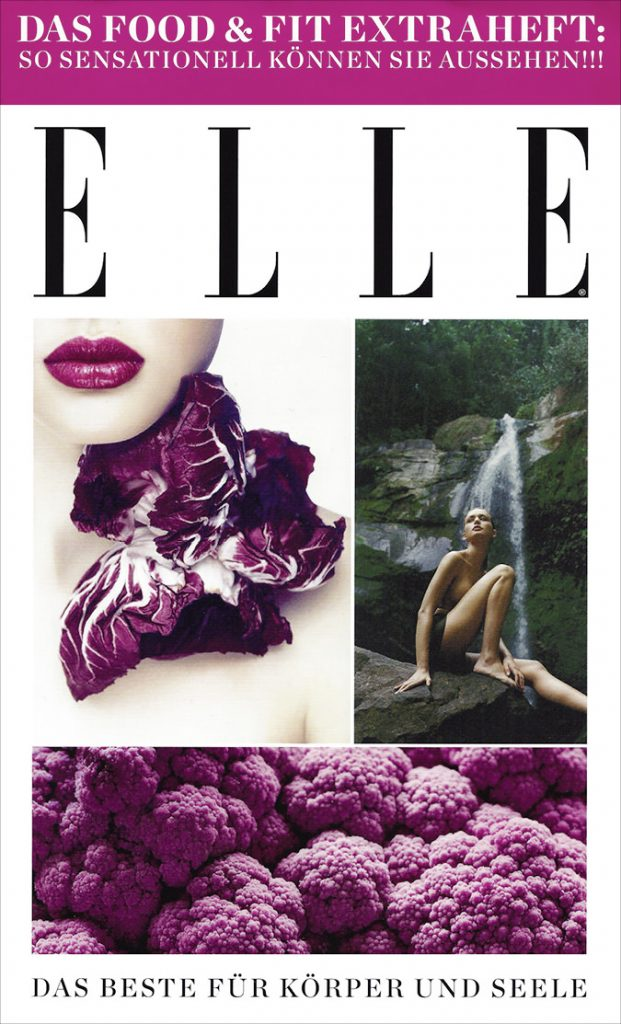 Kosho Cosmetics in der Elle