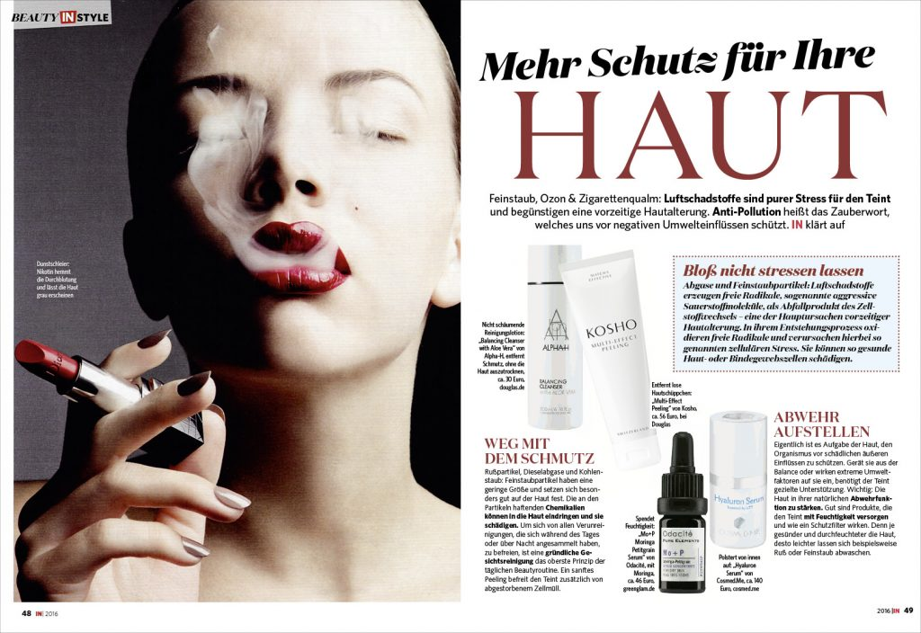 Kosho Cosmetics in der IN