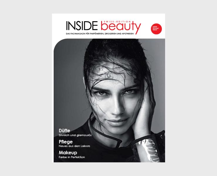 Kosho Cosmetics in der Inside Beauty Schweiz