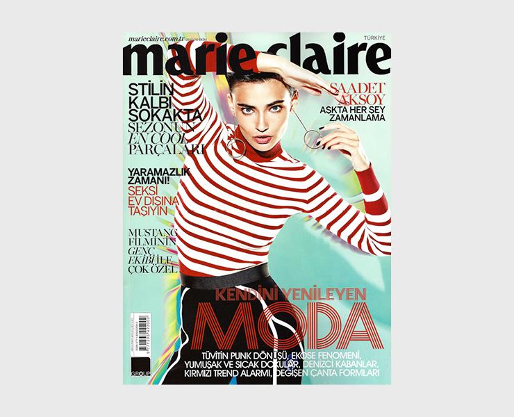 Kosho Cosmetics in der Marie Claire
