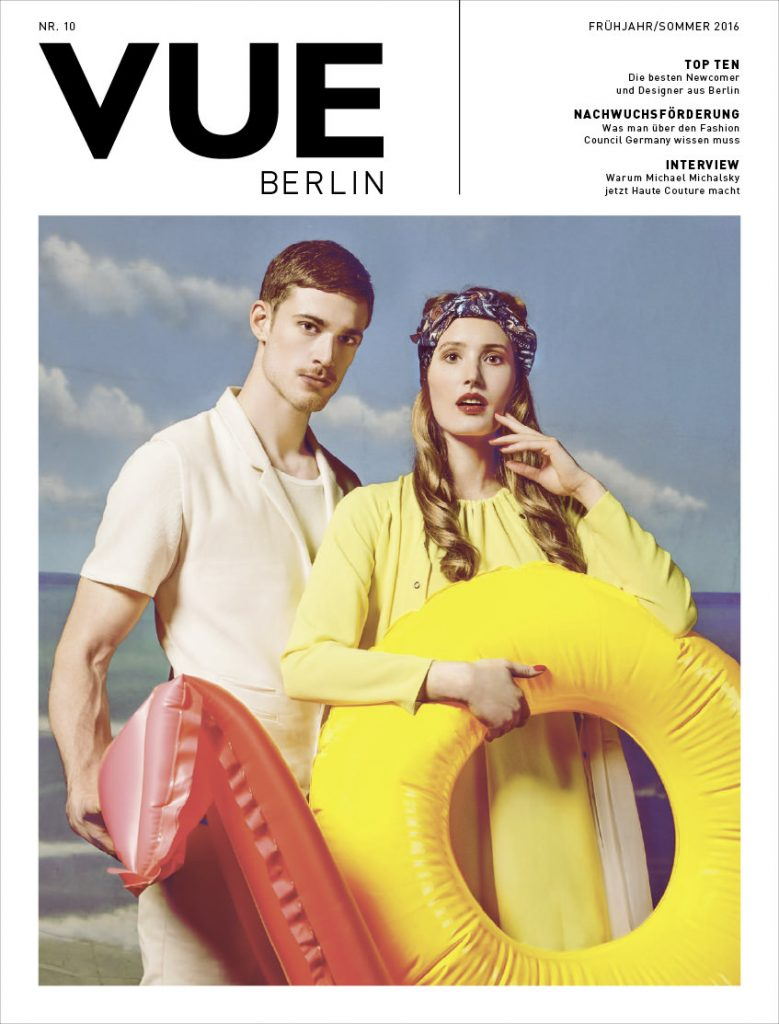 Kosho Cosmetics in der VUE Berlin
