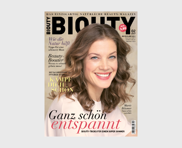 Kosho Cosmetics in der Biouty