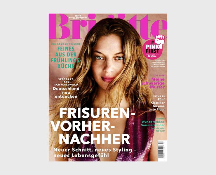 Kosho Cosmetics in der Brigitte