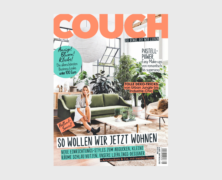Kosho Cosmetics in der COUCH