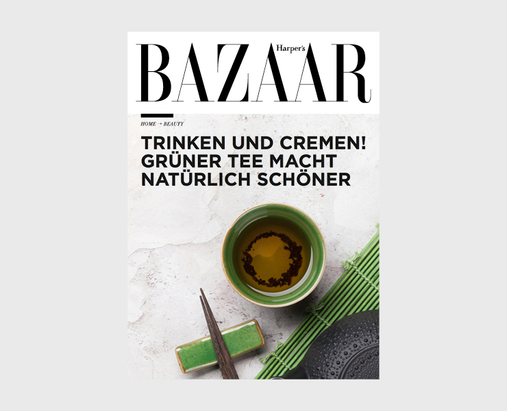 Kosho Cosmetics bei Harper's BAZAAR