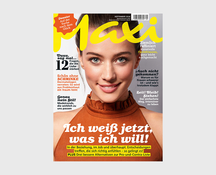Kosho Cosmetics in der Maxi