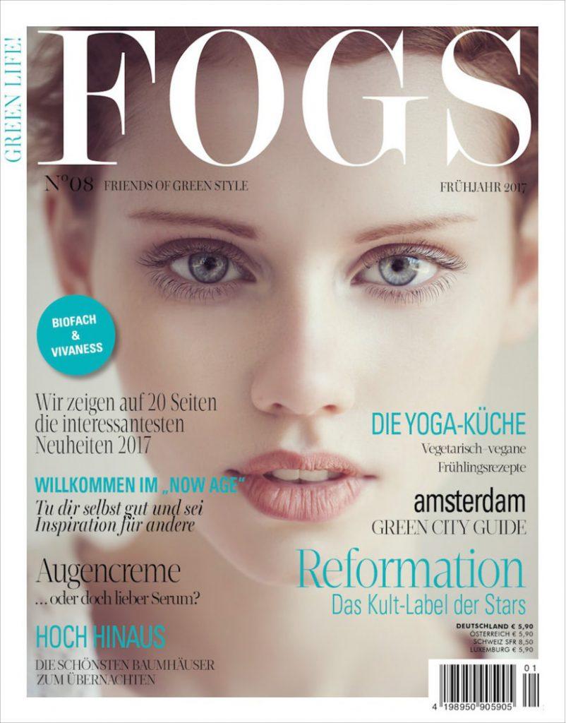 Kosho Cosmetics bei FOGS