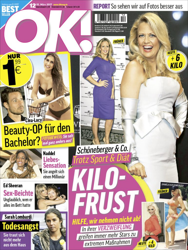 Kosho Cosmetics in der OK!