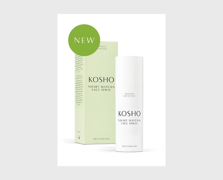 Kosho Cosmetics: Smart Matcha Face Spray
