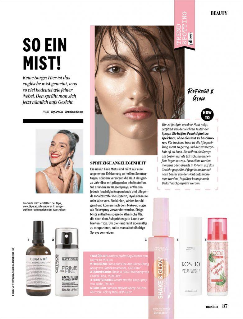 Kosho Cosmetics in der Maxima