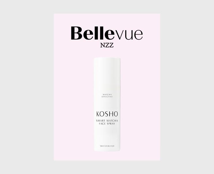 Kosho Cosmetics bei NZZ Bellevue