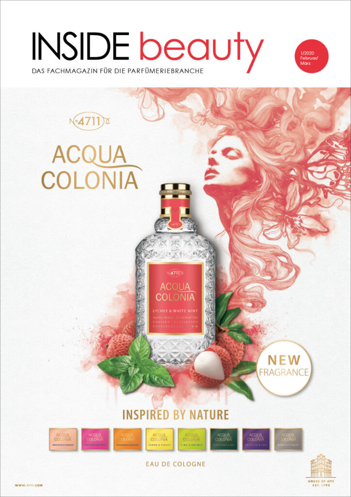 Kosho Cosmetics in der INSIDE beauty: Byuti Matcha-Grüntee
