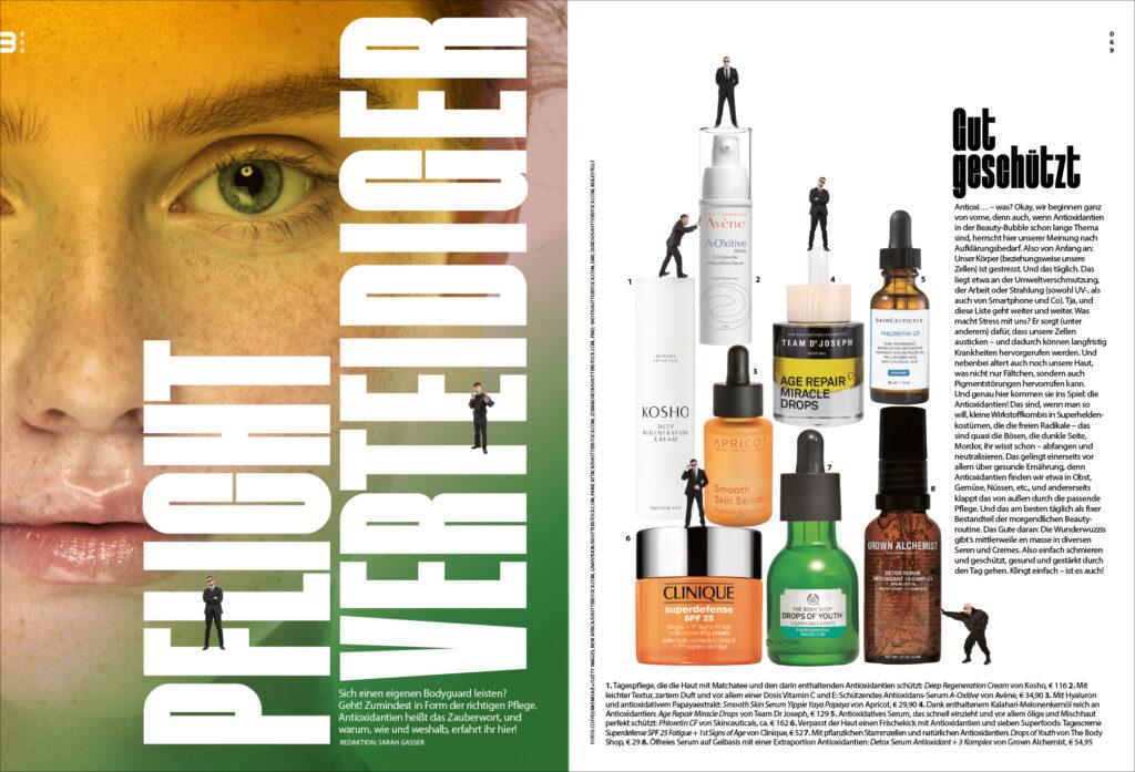 Kosho Cosmetics im MISS Magazin: Deep Regeneration Cream