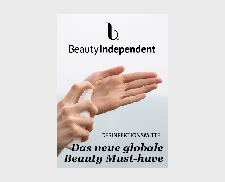 Kosho Cosmetics bei Beauty Independent Deutschland: Hand Care Sanitizer