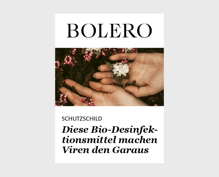Kosho Cosmetics bei Bolero: Hand Care Sanitizer