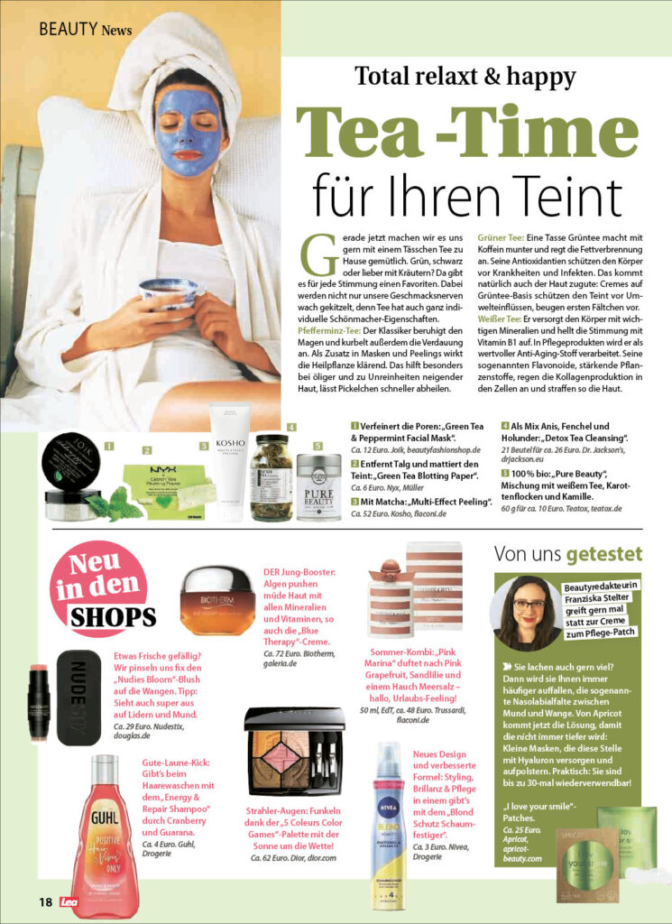 Kosho Cosmetics in der Lea: Multi-Effect Peeling