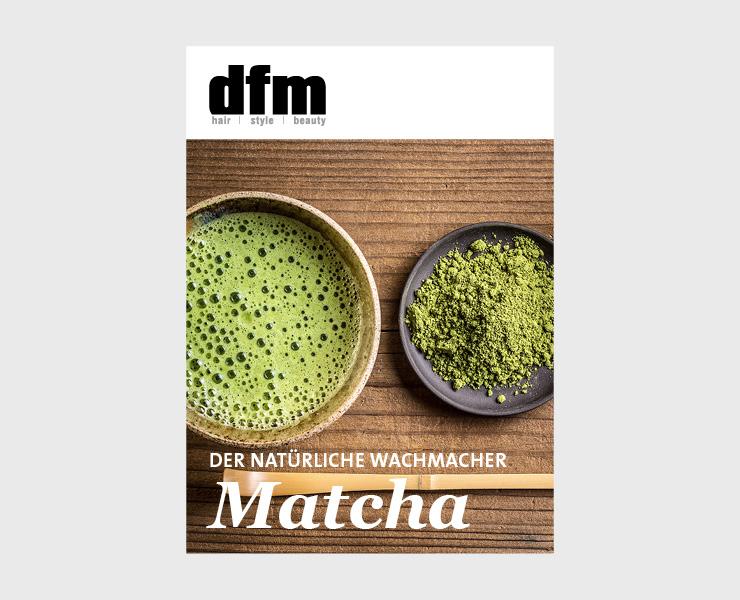Kosho Cosmetics bei dfm: Byuti Matcha-Grüntee