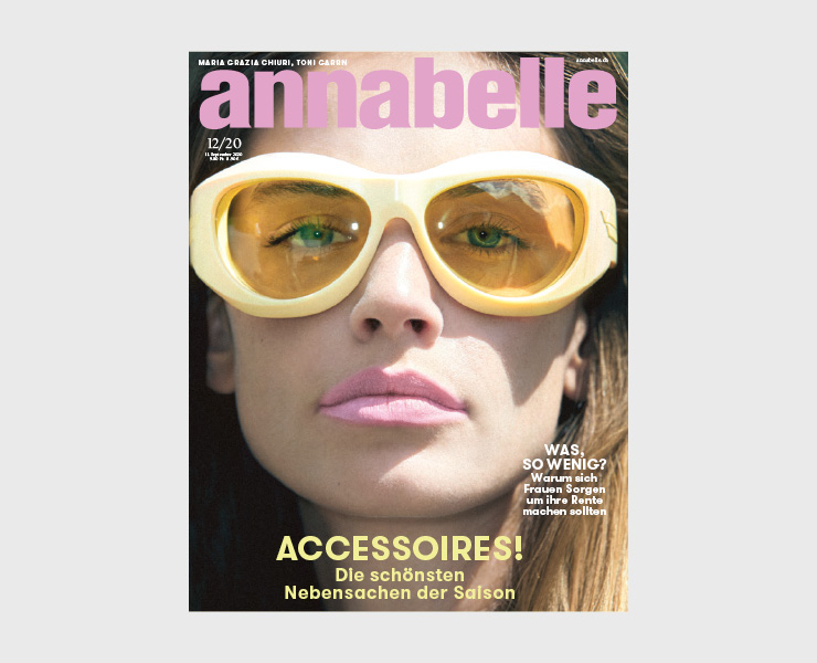 Kosho Cosmetics in der Annabelle: Creamy Cleansing