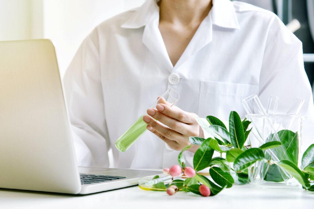 Für nachhaltige Kosmetik nutzt Kosho erlesene und natürliche Inhaltsstoffe.