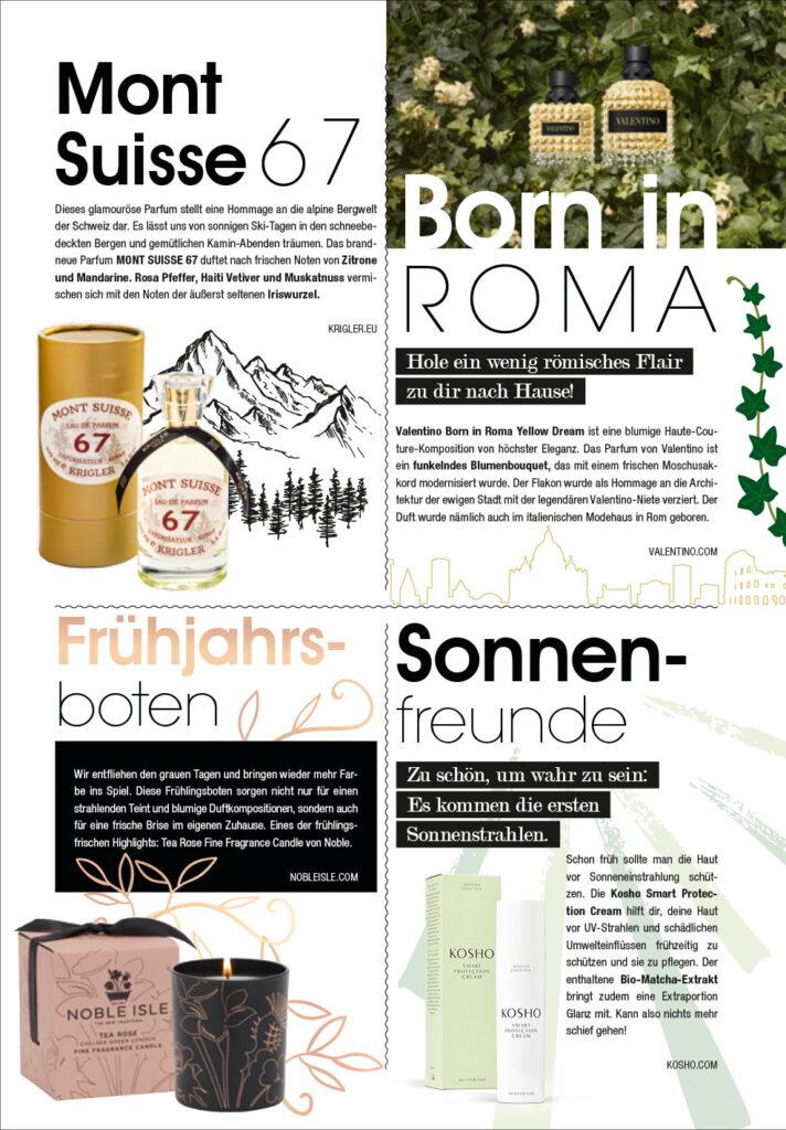 Kosho Cosmetics bei dfm: Smart Protection Cream