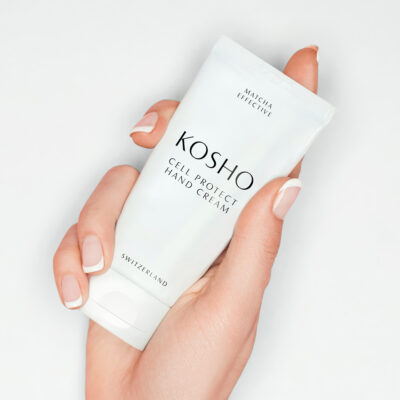 Kosho Cosmetics: Cell Protect Hand Cream